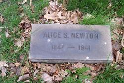 Alice Sophia <I>Creps</I> Newton