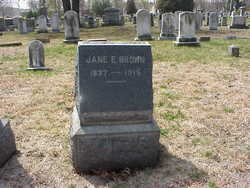 Jane E. Brown
