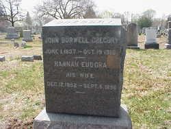 Hannah <I>Eudora</I> Gregory