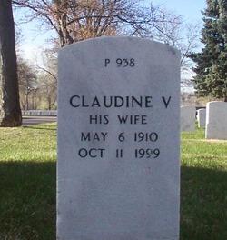Claudine V Gaulden