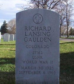 Richard Lansing Gaulden