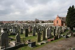 Hoop Lane Jewish Cemetery