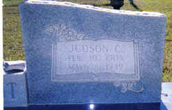 Judson Cicero Arrant