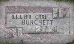 William Carl Burchett