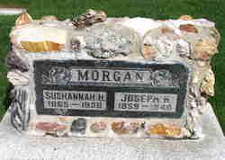 Sushannah <I>Harvey</I> Morgan