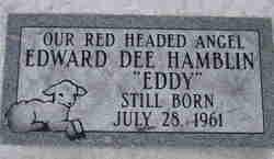 "Edward Dee ""Eddy"" Hamblin"