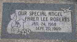Faren Lee Roberts