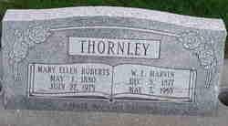 William Enoch Marvin Thornley