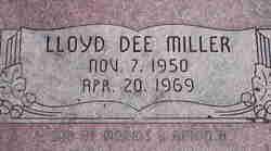 Lloyd Dee Miller