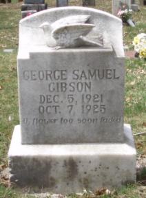 George Samuel Gibson