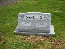 Rev Green B. Sanders