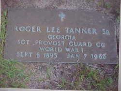Roger Lee Tanner, Sr