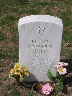 Peter Edward Bopp