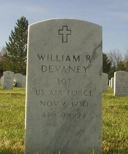 William R Devaney