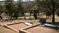 Payson Pioneer Cemetery
