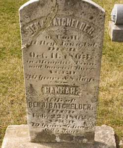 Benjamin J Batchelder