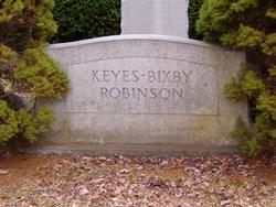 Helen <I>Keyes</I> Robinson