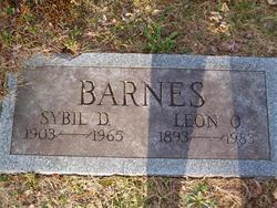 Sybil D. Barnes