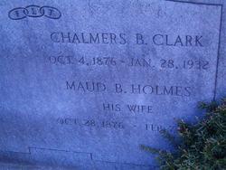 Chalmers B. Clark