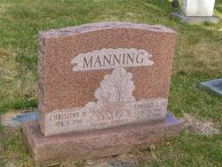 Christine M. Manning