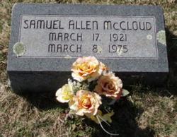 Samuel Allen McCloud