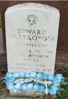 Sgt Edward Oleykowski