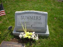 J Gilbert Summers