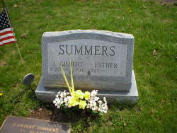 Louisa <I>Gilbert</I> Summers
