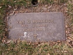 Van G. Burleigh