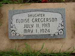 Eloise Gregerson