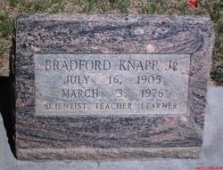 Bradford Knapp, Jr