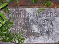 Eddie C. Rogers