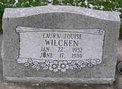 Laura Louise Wilcken