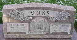 Everett Porter Moss