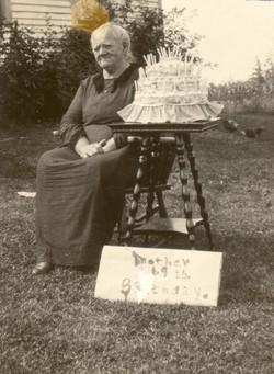 Margaret <I>Cook</I> Denhof