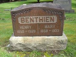 Henry J Benthien