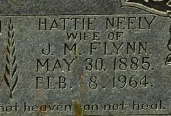 Hattie <I>Neely</I> Flynn