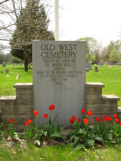 Old West Cemetery