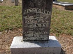 Mattie May Gleaton