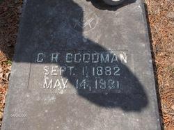 C R. Goodman