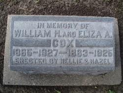 William Henry Cox