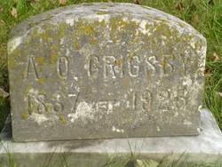 Alcanon O Grigsby