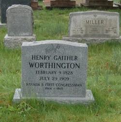 Henry Gaither Worthington