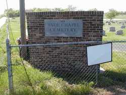 Wade Chapel Cemetery
