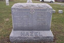 Margaret J <I>Rice</I> Hazel