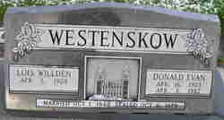 Donald Evan Westenskow