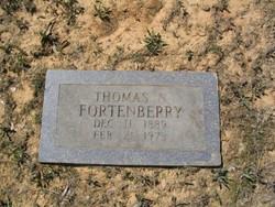 Thomas Newton Fortenberry