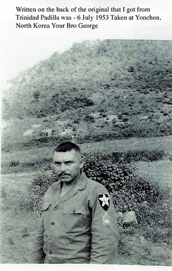 "George Joseph ""Bayonets"" Padilla"