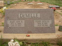 Perry Roscoe DeMille