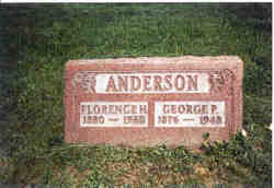 George P Anderson